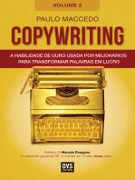 Copywriting - Volume 2: A habilidade de ouro usada por milionários para transformar palavras em lucro