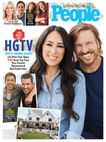 PEOPLE The Best of HGTV