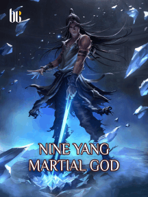 Nine Yang Martial God: Volume 10