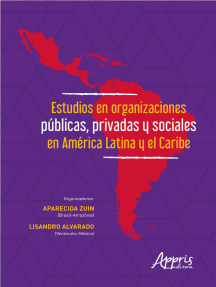 Estudios en Organizaciones Públicas, Privadas y Sociales en América Latina y el Caribe