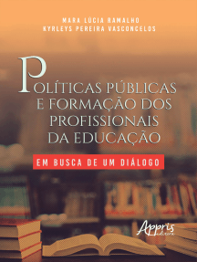 Políticas Públicas e Formação dos Profissionais da Educação: Em Busca de um Diálogo