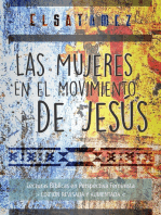 Las mujeres en el movimiento de Jesús: Lecturas bíblicas en perspectiva feminista
