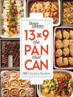 Better Homes and Gardens 13x9 The Pan That Can