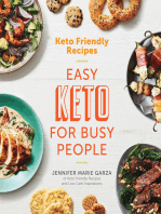 Keto Friendly Recipes
