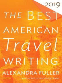 The Best American Travel Writing 2019