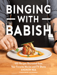 Read Binging With Babish Online By Andrew Rea And Jon Favreau Books