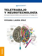 Teletrabajo y neurotecnología: Una guía imprescindible para gestionar el trabajo 4.0