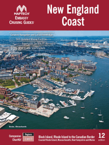 Embassy Cruising Guide New England Coast, 12th edition