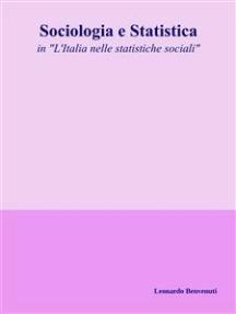 Sociologia e Statistica