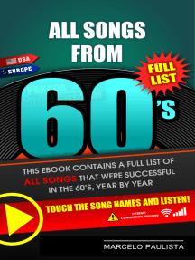 All Songs From 60's: Full List