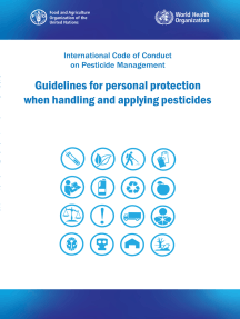 Guidelines for Personal Protection when Handling and Applying Pesticides: International Code of Conduct on Pesticide Management