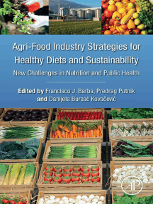 Agri-Food Industry Strategies for Healthy Diets and Sustainability: New Challenges in Nutrition and Public Health