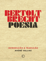 Bertolt Brecht - poesia