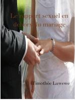 Le Rapport Sexuel en Dehors Du Mariage