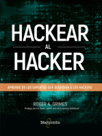 Hackear al hacker: Aprende de los expertos que derrotan a los hackers