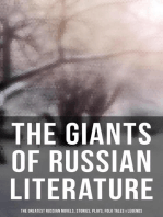 The Giants of Russian Literature