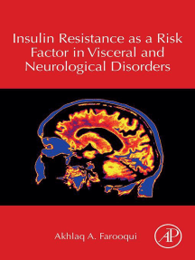 Insulin Resistance as a Risk Factor in Visceral and Neurological Disorders