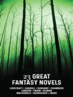 23 Great Fantasy Novels