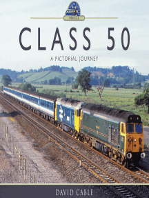 Class 50: A Pictorial Journey