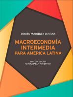 Macroeconomía intermedia para América Latina: Tercera edición actualizada y aumentada