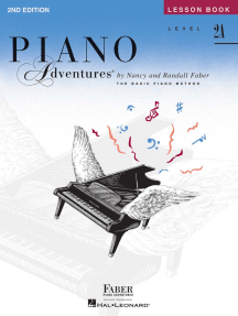 Level 2A - Lesson Book - 2nd Edition: Piano Adventures®