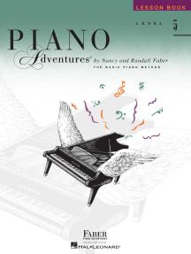 Level 5 - Lesson Book: Piano Adventures®