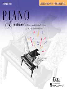 Primer Level - Lesson Book, 2nd Edition: Piano Adventures®