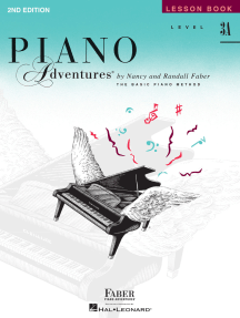 Level 3A - Lesson Book - 2nd Edition: Piano Adventures®