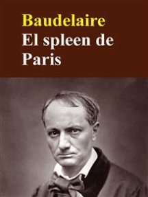 El spleen de Paris