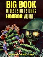 Big Book of Best Short Stories - Specials - Horror