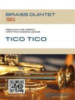 Tico Tico - Brass Quintet set of PARTS