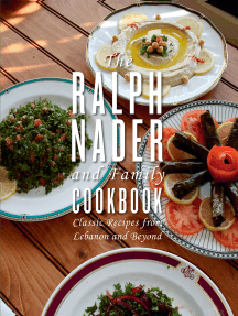 The Ralph Nader and Family Cookbook: Classic Recipes from Lebanon and Beyond