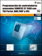 Programación de controladores avanzados SIMATIC S7 1500 con TIA Portal, AWL/KOP y SCL