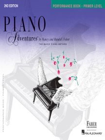 Primer Level - Performance Book - 2nd Edition: Piano Adventures®