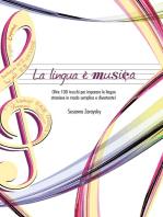La lingua è musica