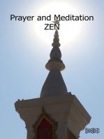 Meditation and Prayer Zen