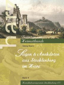 Sagen und Anekdoten aus Stecklenberg im Harz