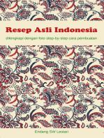 Resep Asli Indonesia