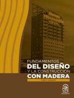 Fundamentos del diseño y la construcción con madera