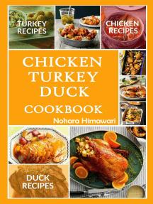 Chicken Turkey Duck Cookbook