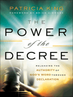 The Power of the Decree