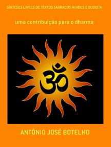 Sínteses Livres De Textos Sagrados Hindus E Budista