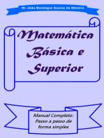 Matemática Básica E Superior