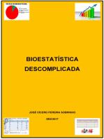 Bioestatística Descomplicada