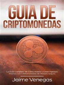 Lea Guía De Criptomonedas De Jaime Venegas En Línea Libros
