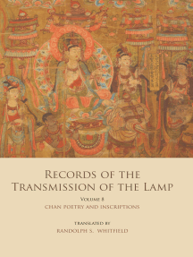 Records of the Transmission of the Lamp (Jingde Chuandeng Lu): Volume 8 (Books 29&30) – Chan Poetry and Inscriptions