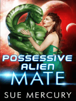 Possessive Alien Mate