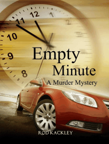 Empty Minute: A Murder Mystery
