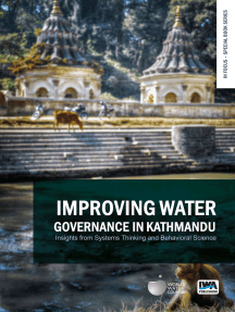 Improving Water Governance in Kathmandu: Insights from Systems Thinking and Behavioral Science