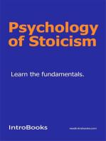 Psychology of Stoicism
